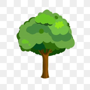 Cartoon Tree PNG Images, Download 1,562 PNG Resources with.
