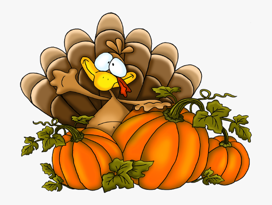 Thanksgiving Turkey Clipart.