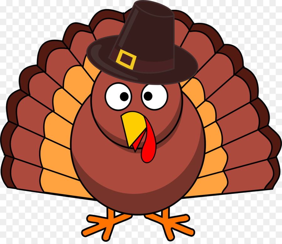 Thanksgiving Turkey Drawing png download.