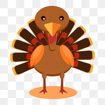 Cartoon Turkey PNG Images.