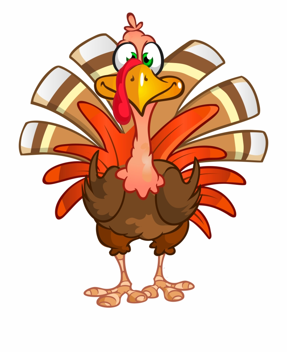 Turkey Cartoons Thanksgiving Free PNG Images & Clipart Download.