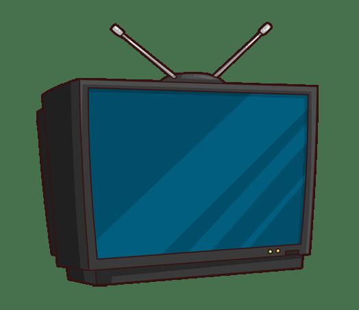 Cartoon tv clipart 3 » Clipart Portal.
