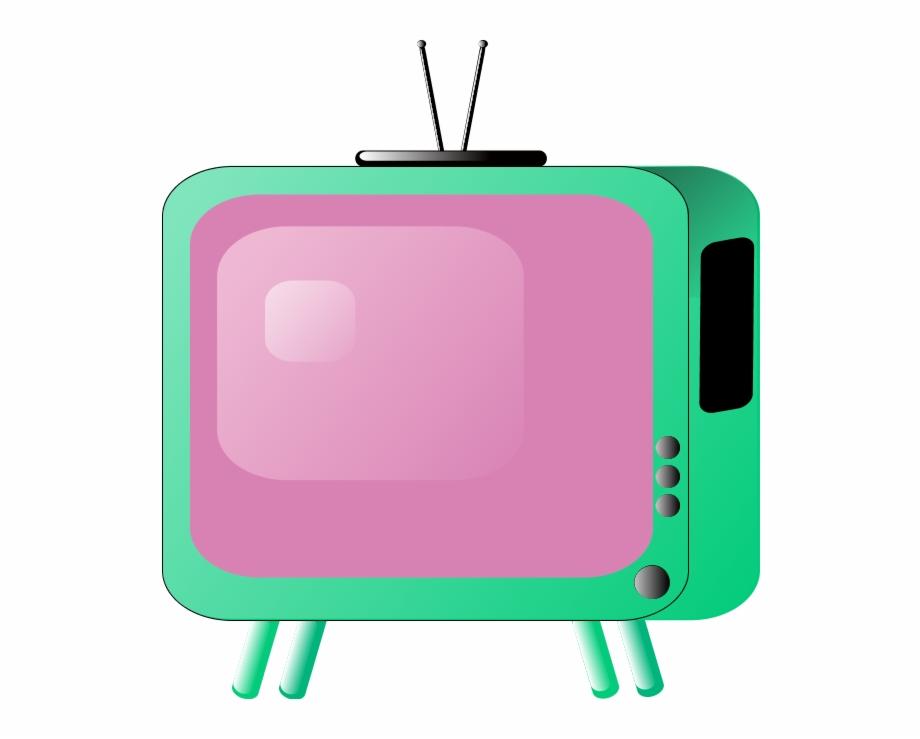 Tv Clipart Cartoon.