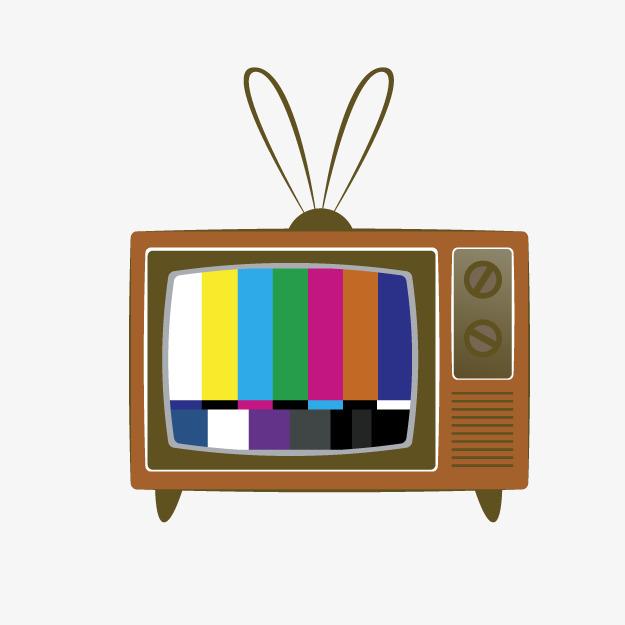 Cartoon Color Tv, Cartoon Clipart, Color Clipart, Tv Clipart PNG.