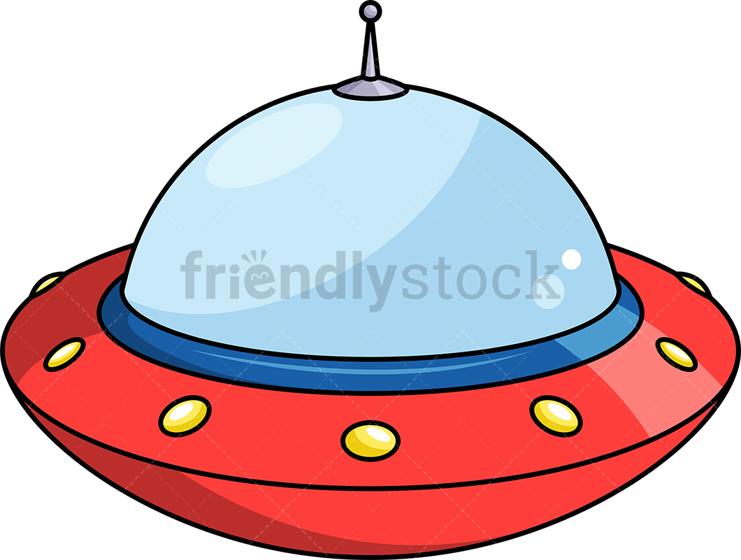 Small Flying Saucer.