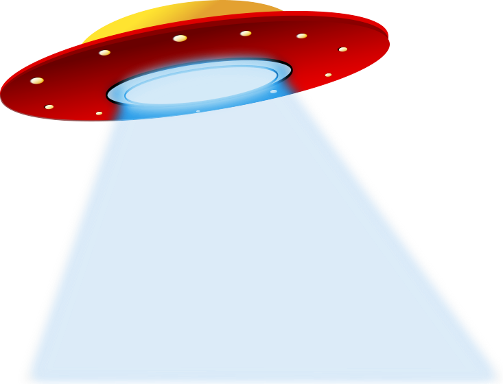 UFO very cool.