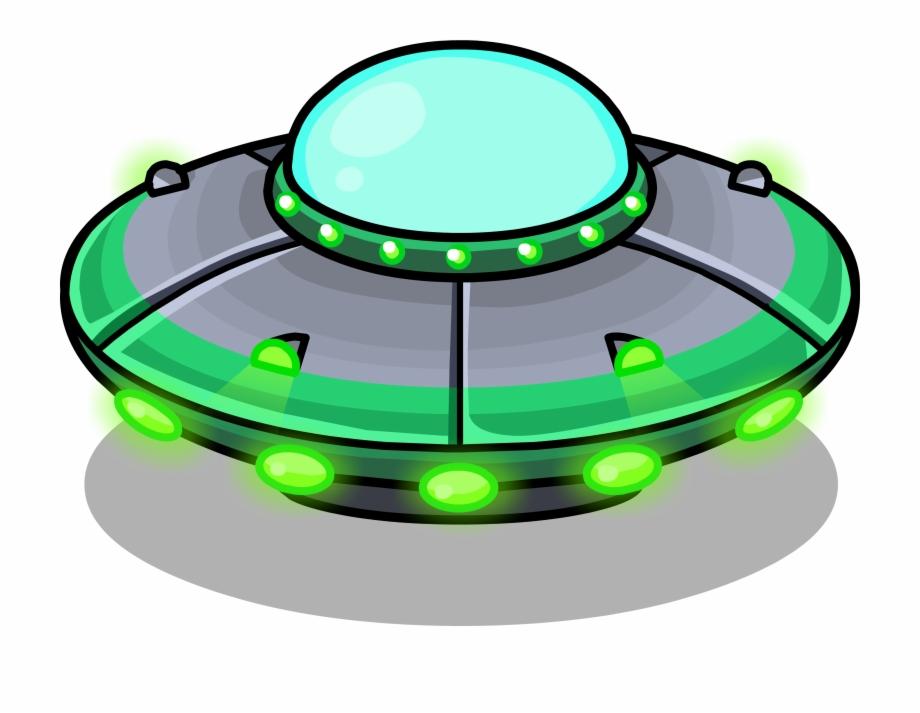 Ufo Clipart Sprite.
