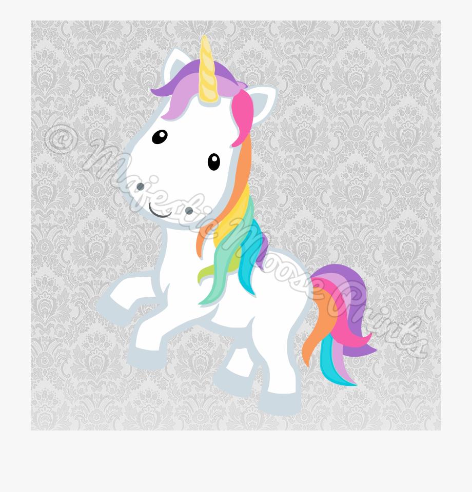 Unicorn Clipart File.