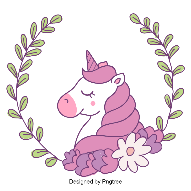 Unicorn PNG Images.