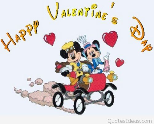 Cartoons Happy Valentine's day ClipArt Photos images.