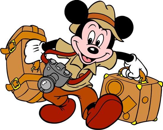 Disney cartoon vector.