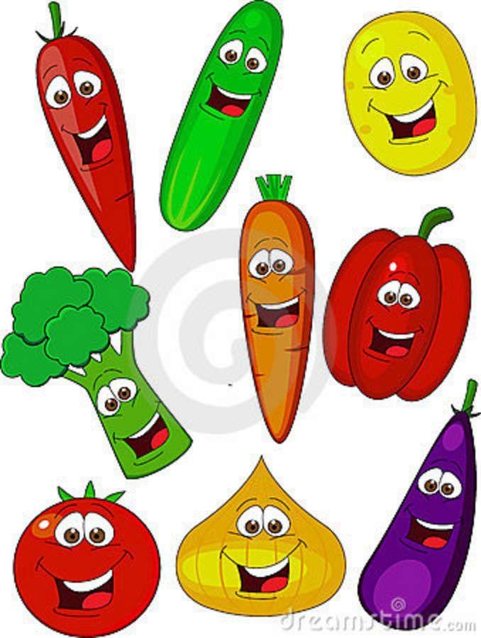 cartoon vegetable clip art.