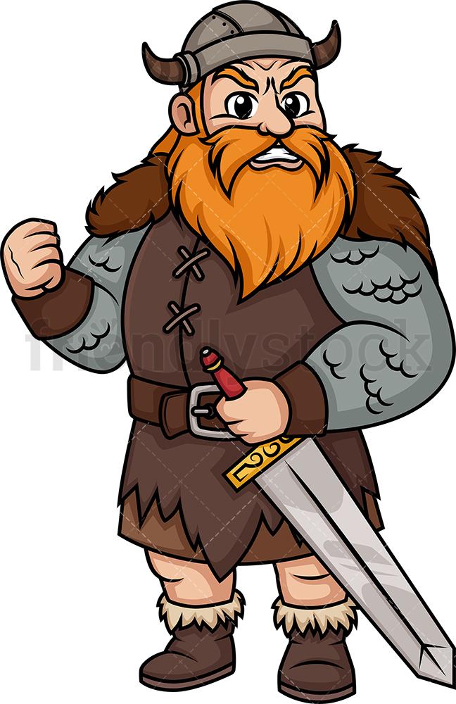 Angry Viking.