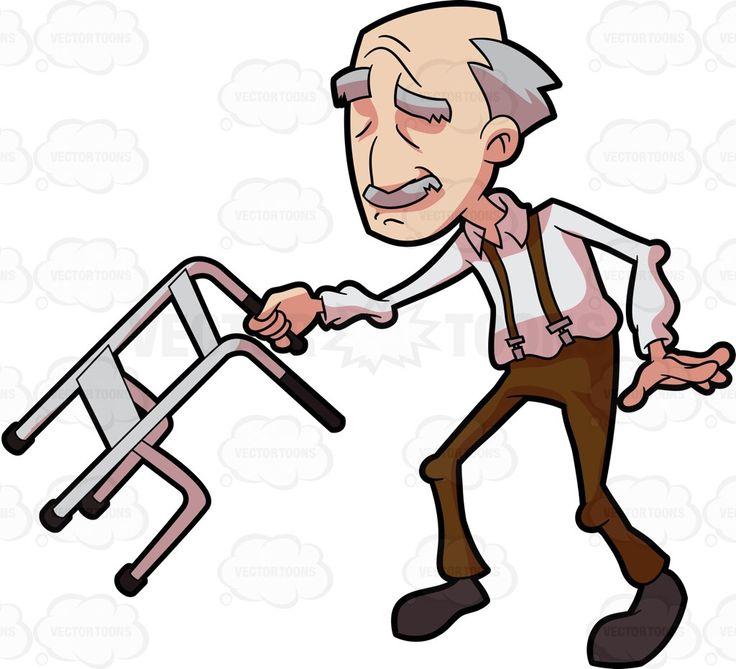 walker #cartoon #clipart.