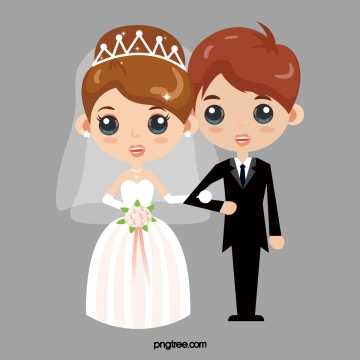 Wedding Cartoon Png, Vector, PSD, and Clipart With Transparent.