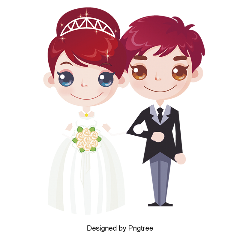 Wedding Couple Png, Vector, PSD, and Clipart With Transparent.