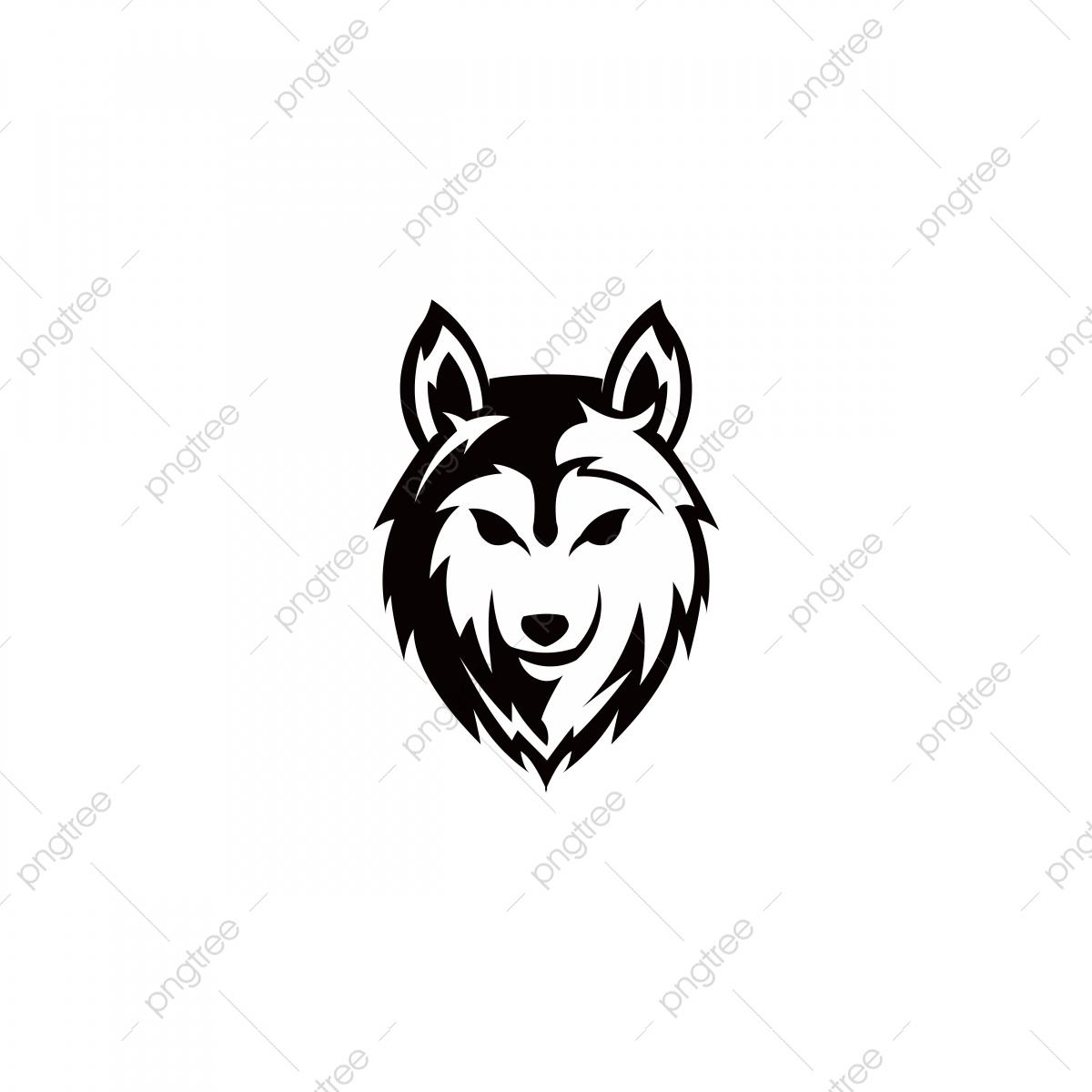 Cartoon Wolf Head, Cartoon Clipart, Wolf Clipart, Head Clipart PNG.