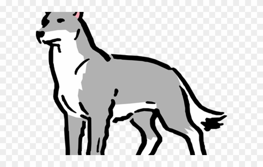 Wolf Clipart Clip Art.