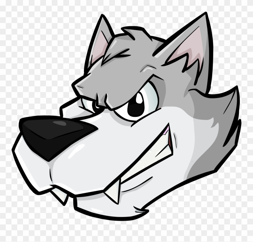 A Wolf Head.