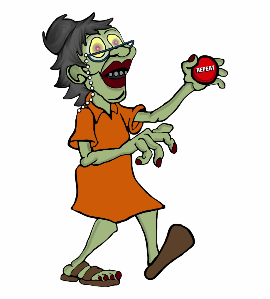 Cartoon Zombie Clipart At Getdrawings.