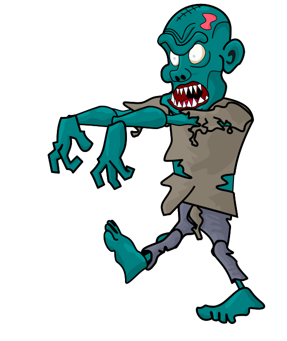 Download Cartoon Zombie Png () png images.