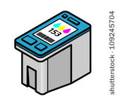 Cartridge Clipart.