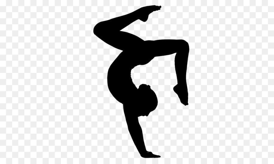 Download Free png Gymnastics Cartwheel Balance beam Handstand Clip.