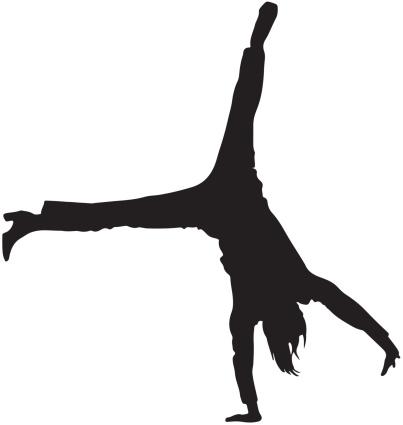 Cartwheel Clip Art, Vector Images & Illustrations.