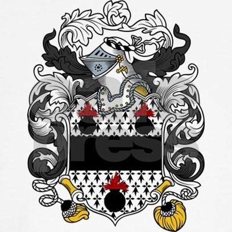Cartwright Family Crest Hooded Sweatshirt Cartwright Family Crest.