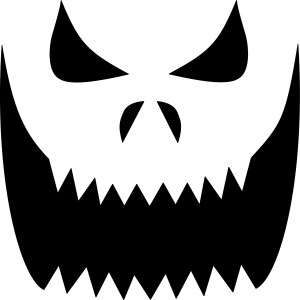 Scary Pumpkin Carving Face Designs for Halloween 2016.