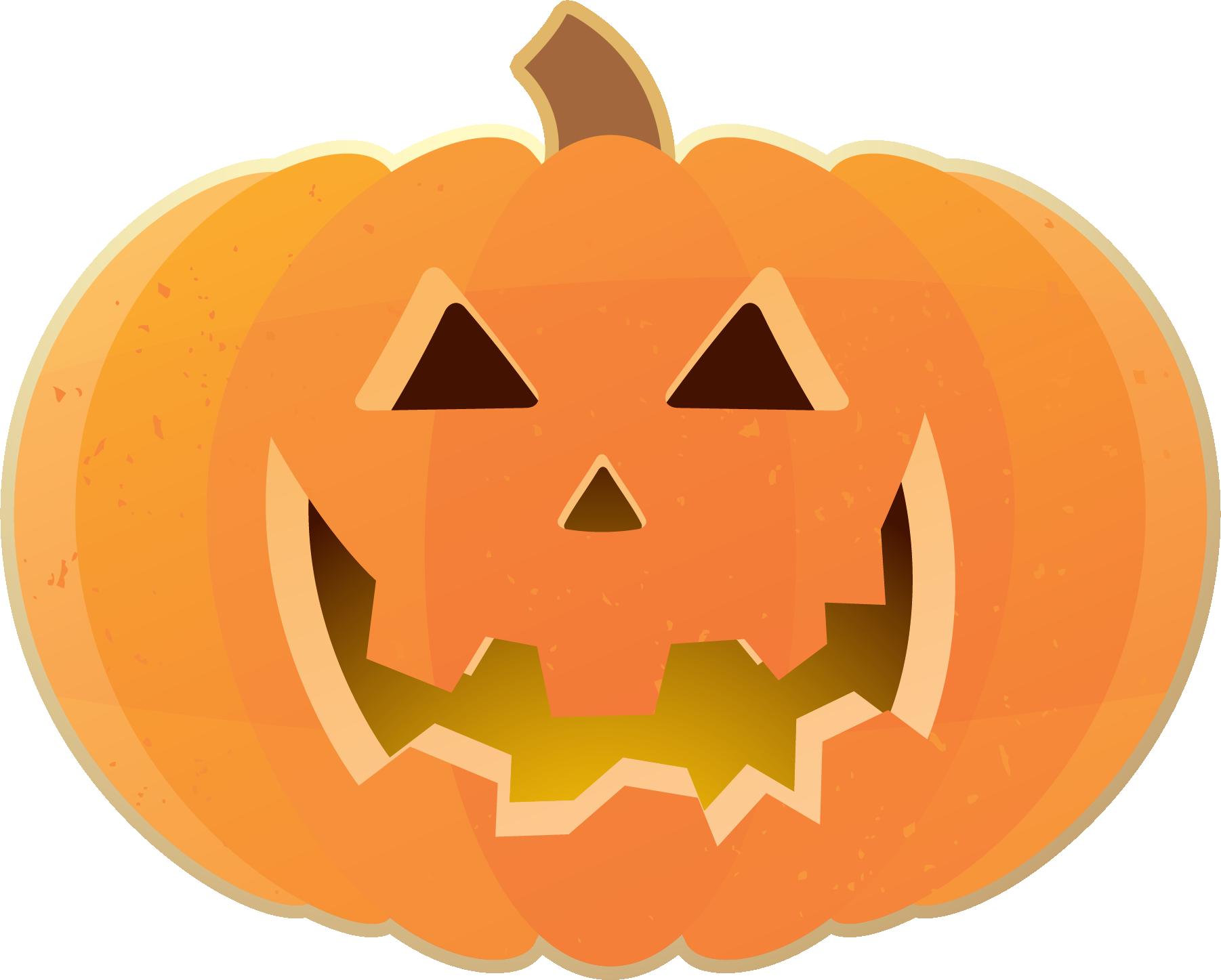Halloween pumpkin carving clipart.