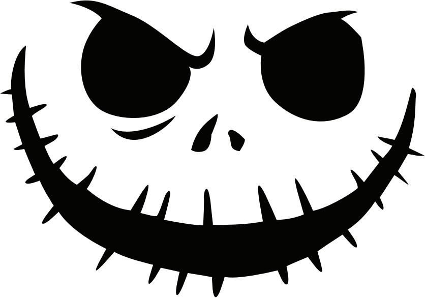 Clipart t pumpkin carving printout.