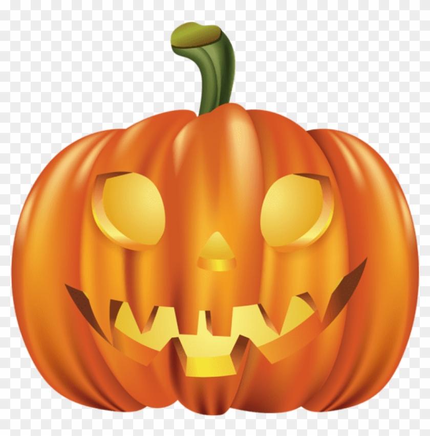 Download Halloween Carved Pumpkin Png Png Images Background.