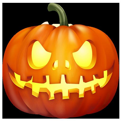 Pumpkin Transparent PNG, Halloween Pumpkin, Pumpkin Face, Scary.