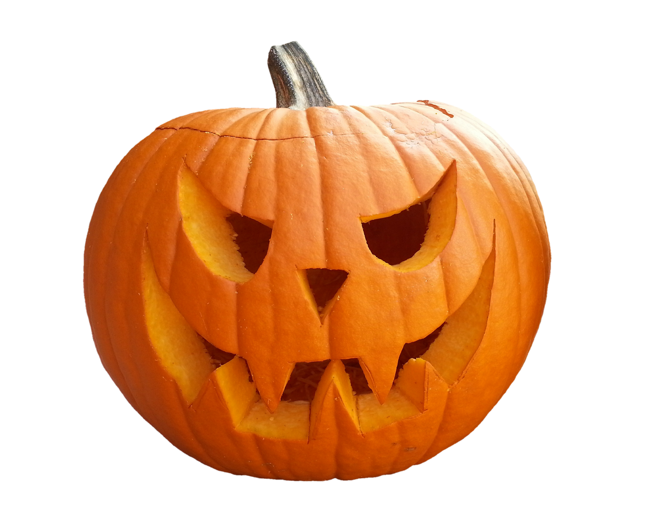 Halloween Pumpkin PNG Image.