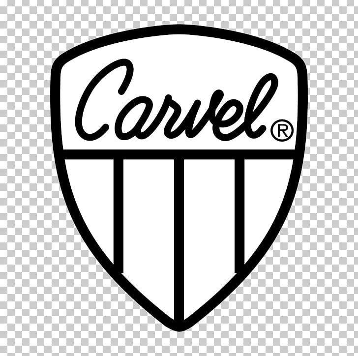 Logo Brand Ice Cream Carvel Font PNG, Clipart, Area, Black.