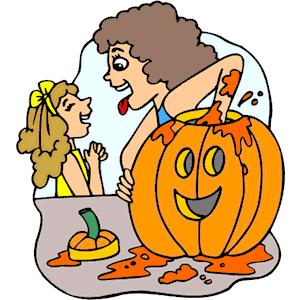 Pumpkin Carving clipart, cliparts of Pumpkin Carving free download.