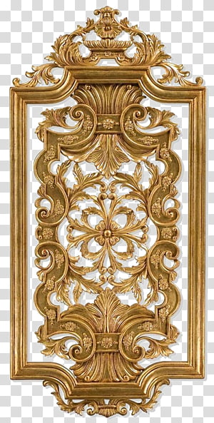 19th century Rococo Ornament Wood carving Baroque, baroque.