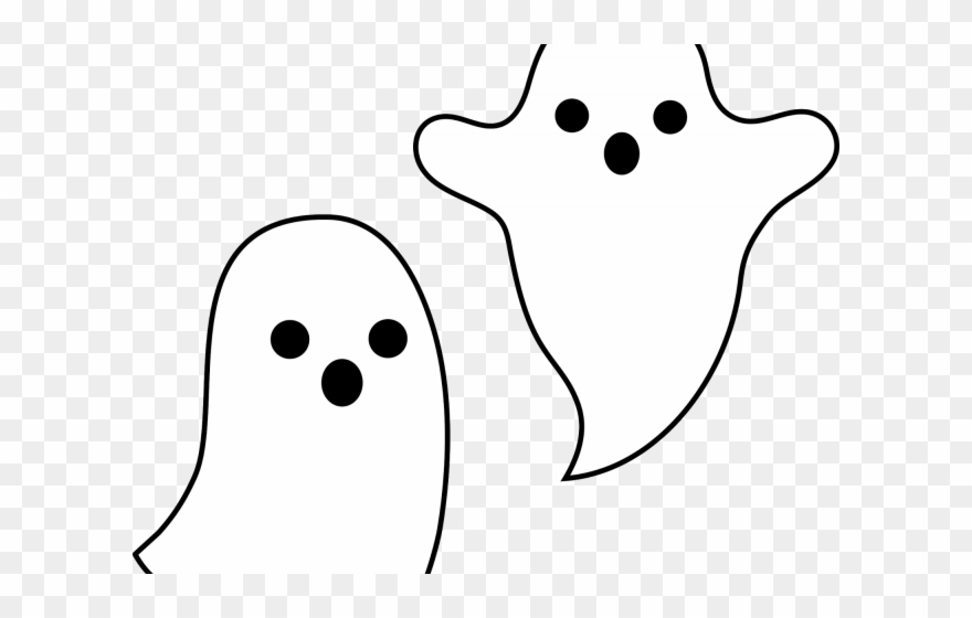Ghostly Clipart Ghost Story.