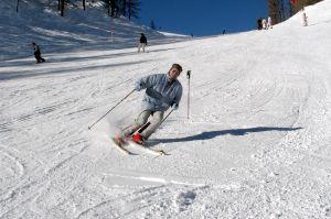 Carving Ski Technique.