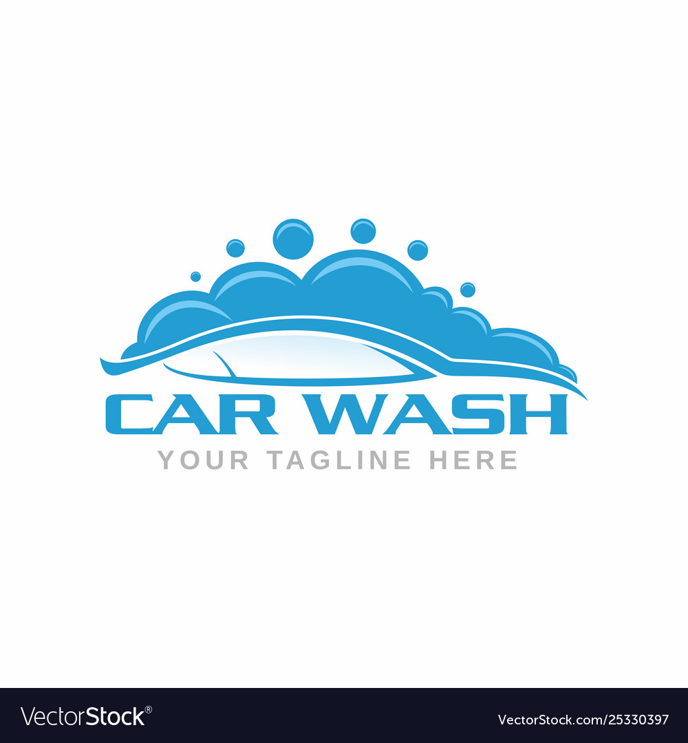 Car wash logo.