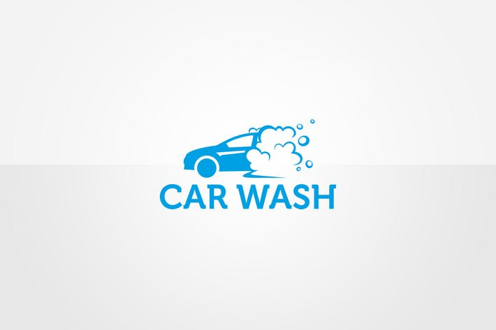 Car Wash Logo Template by floringheorghe on Envato Elements.