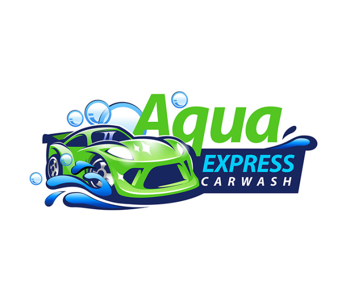 do creative attractive car wash logo design for you business only 22 hrs.