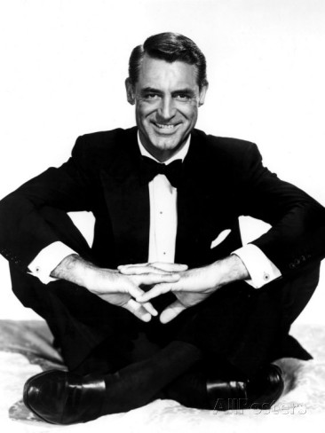 Cary grant clipart.
