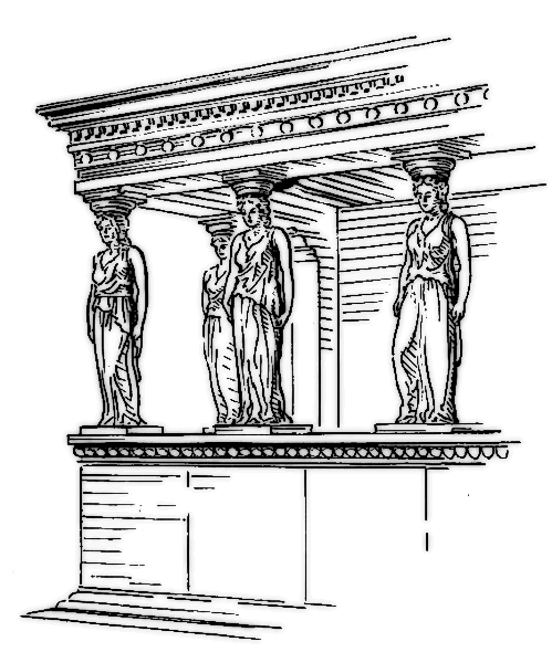 Free Architectural Column Clipart, 1 page of free to use images.