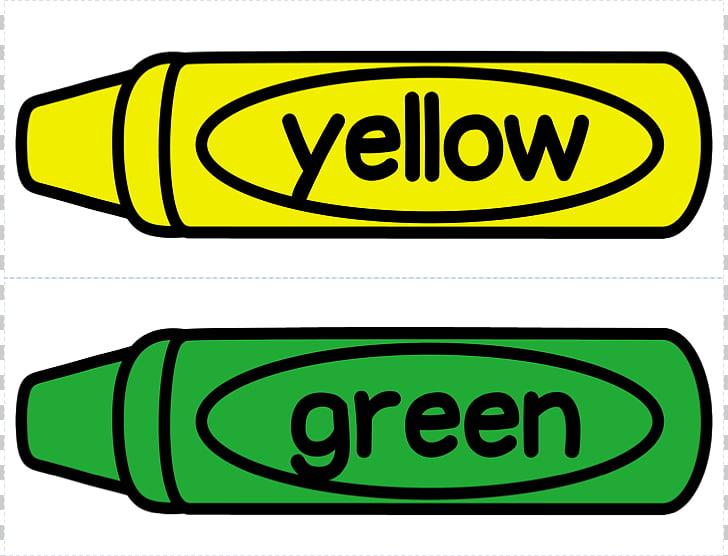Crayon Colored pencil Crayola , Green Crayon s, yellow and.