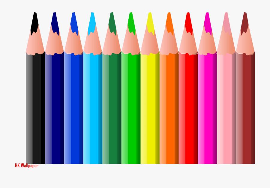 Elegant Color Pencil Crayons.