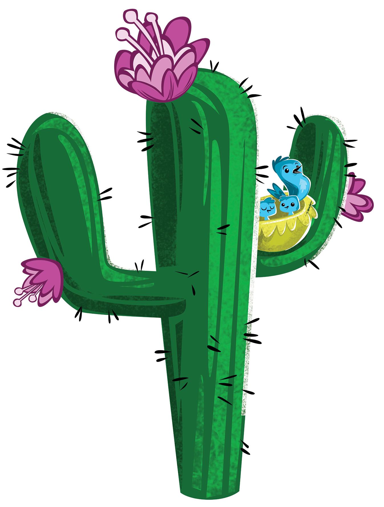 Top cactus clipart images 6.