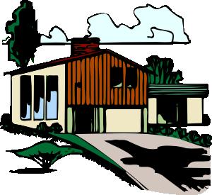 Casa Plurifamigliare clip art Free Vector / 4Vector.
