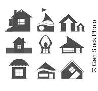Casa Vector Clip Art EPS Images. 38 Casa clipart vector.